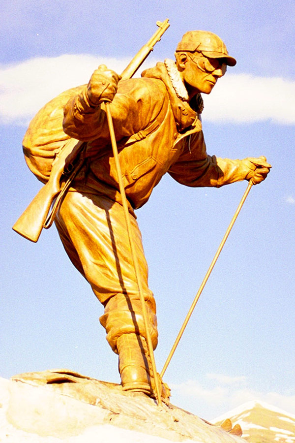 Breckenridge 10th Mountain Division Memorial
